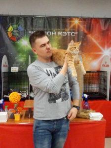 Cat Show in Minsk